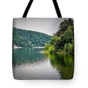 Devils Lake Wisconsin Tote Bag