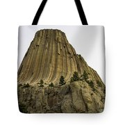 Devils Tower 6 Tote Bag