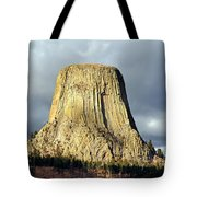 Devil's Tower Tote Bag