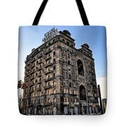 Divine Lorraine Hotel - Broad Street Philadelphia Tote Bag