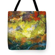 Divinely Inspired Tote Bag
