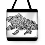 Freaky Frog Tote Bag