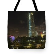Devon Tower Okc Tote Bag