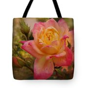 Devoted To You Tote Bag