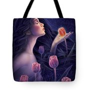 Devotee To Beauty Tote Bag