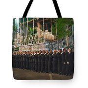 Devotion To The Faith Tote Bag