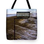 Dewey Hewson Tote Bag