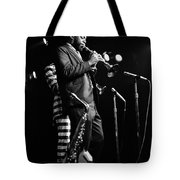 Dewey Redman On Musette Tote Bag