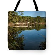 Dewey's Pond Tote Bag