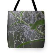Dewy Diamonds Tote Bag