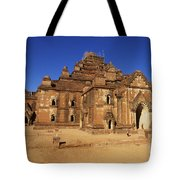 Dhammayangyi Temple Tote Bag