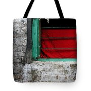 Dharamsala Window Tote Bag