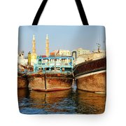 Dhow Tote Bag