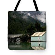 Diablo Lake Tote Bag