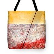 Diagonal Shadow On Wall Tote Bag