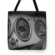 Dialed In Tote Bag