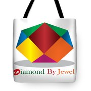 Diamond Art Tote Bag