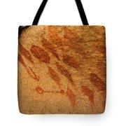 Diamond Pictographs Tote Bag