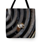 Diamond Rings Tote Bag