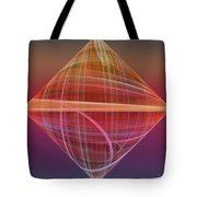 Diamond Ripple Tote Bag