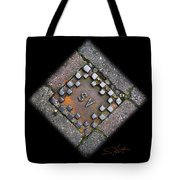 Diamond Sv Tote Bag