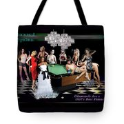 Diamond System Tote Bag