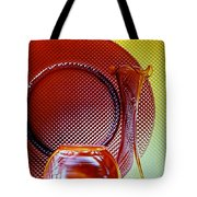 Diamonds In Glass Tote Bag