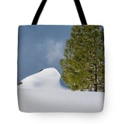 Diamonds In The Snow Tote Bag