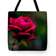 Diamonds On A Rose Tote Bag
