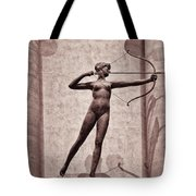 Diana - Goddess Of Hunt Tote Bag