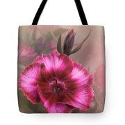 Dianthus Flower IIi Tote Bag
