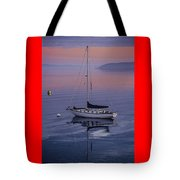 Diapensia At First Light Tote Bag