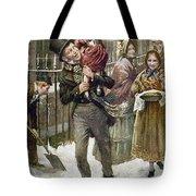 Dickens: A Christmas Carol Tote Bag