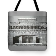 Dick's Brewery-historical Architecture  Tote Bag