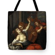 Dido Wounded Tote Bag
