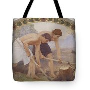 Die Arbeit - The Work Tote Bag