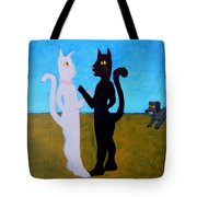 Different Camps Tote Bag