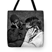 Different Lives Tote Bag