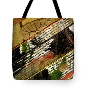Different Paths Tote Bag