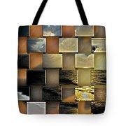 Different Shores  Tote Bag