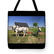 Different Times Three  Tote Bag