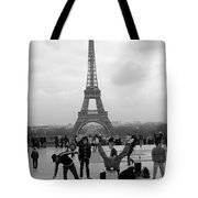 Different View Tote Bag