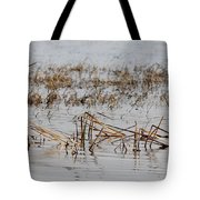 Difficult Reeding Tote Bag