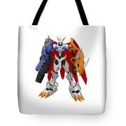 Digimon Tote Bag