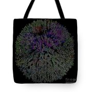 Digital Abstract Graphic Design A662016 Tote Bag