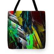 Digital Abstraction 070611 Tote Bag