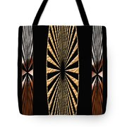 Digital Art Design Tote Bag