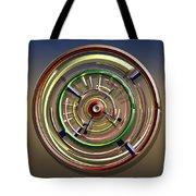Digital Art Dial 4 Tote Bag