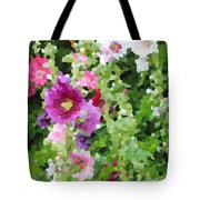 Digital Artwork 1391 Tote Bag