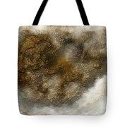 Digital Cloud Tops Tote Bag